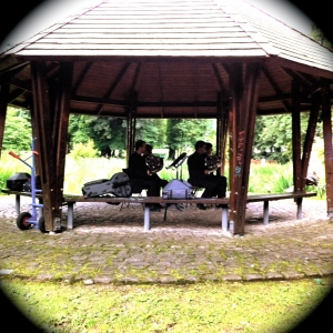 Under the Gazebo: Klassik am Park