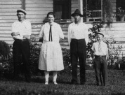 Family Portrait circa 1930